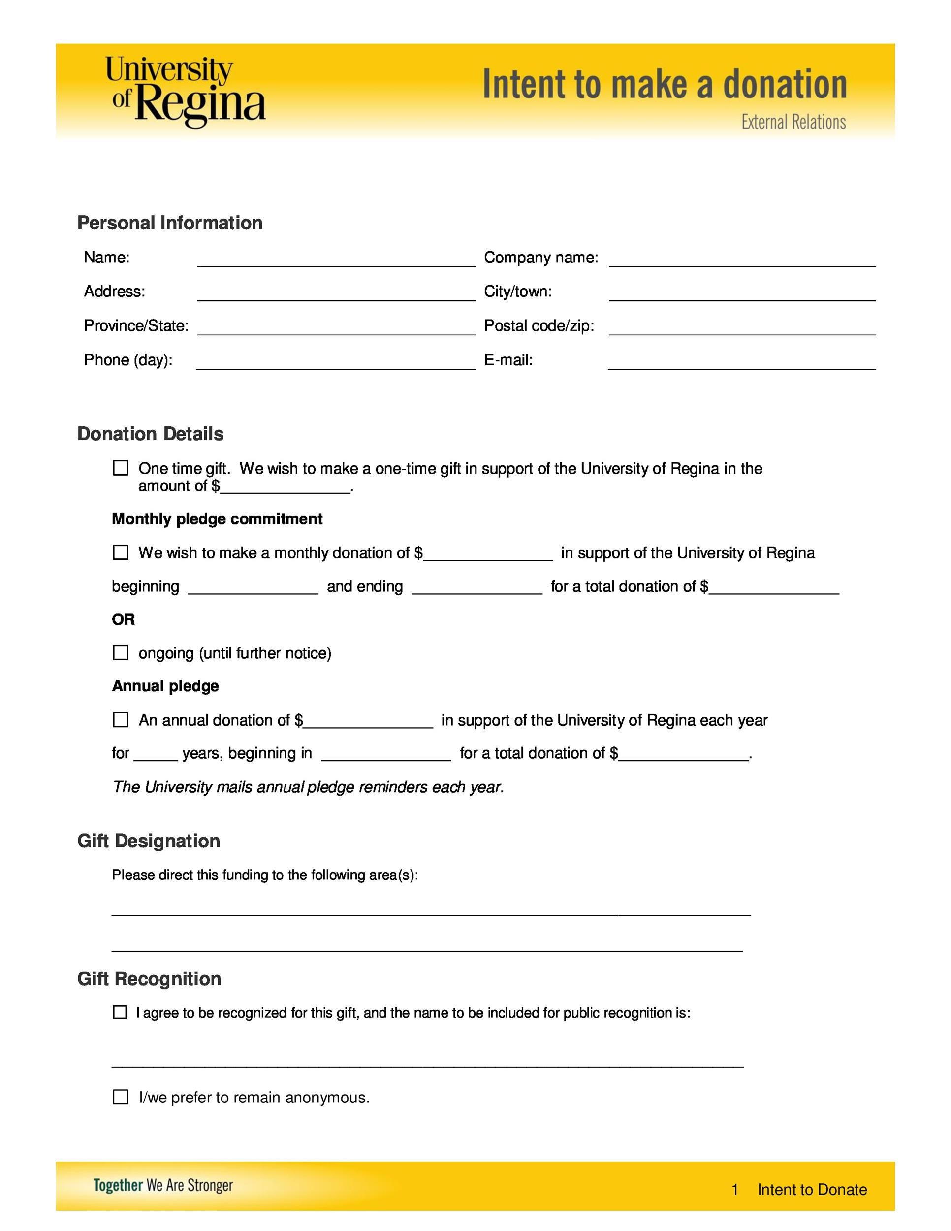 example of letter of intent for business