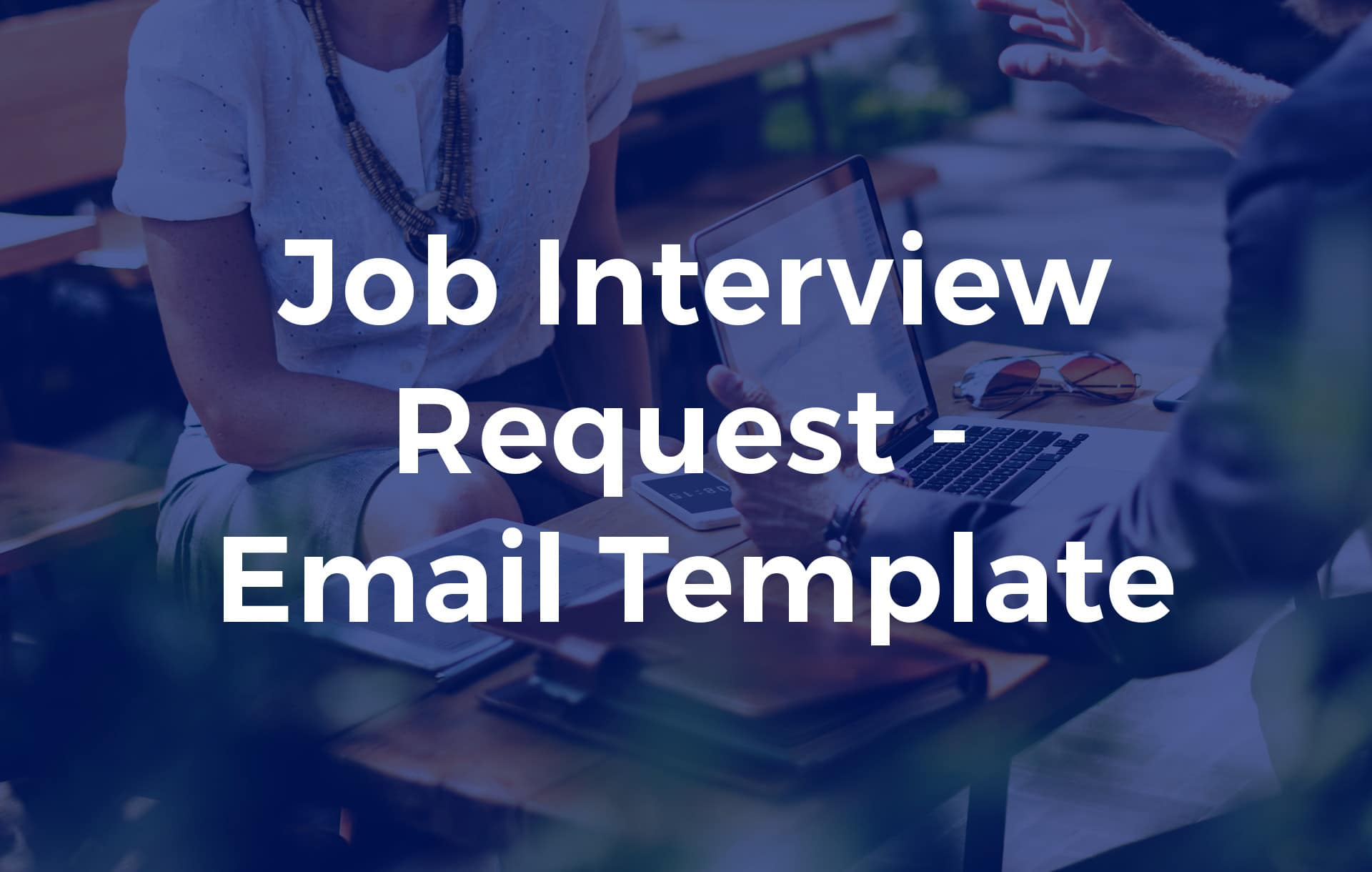 example email to cancel a job interview