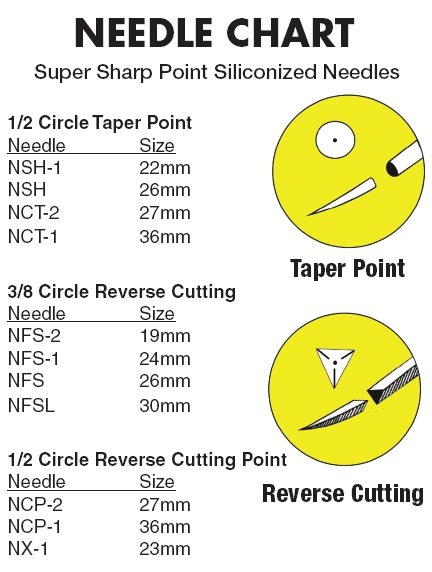 a suture is an example of a n