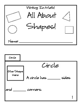 plane shapes and solid shapes with example