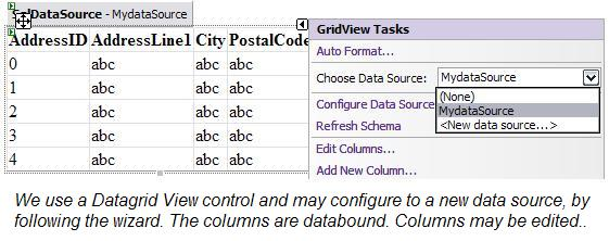 data binding in c++ with example