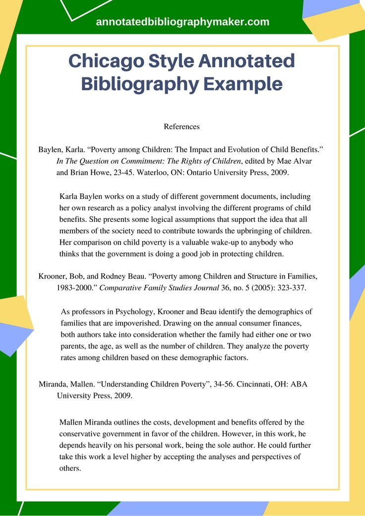 mla annotated bibliography example pdf high school