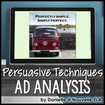critical analysis of advertisement example