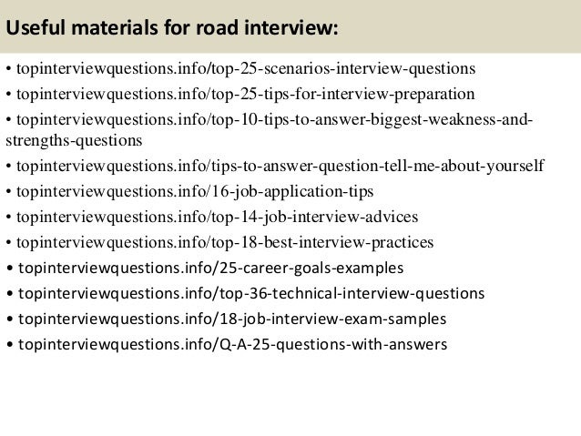 example answer to biggest failure interview question