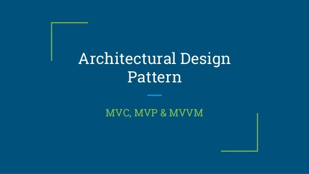 android mvvm design pattern example