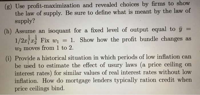 at what output rate does the firm maximize profit example