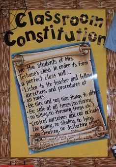 example of social contract in the constitution
