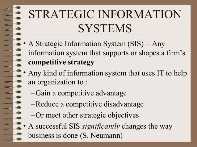 an example of a system