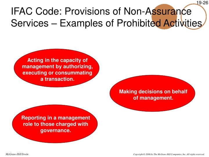code of conduct example non profit