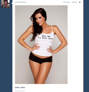 what is body shaming an example of