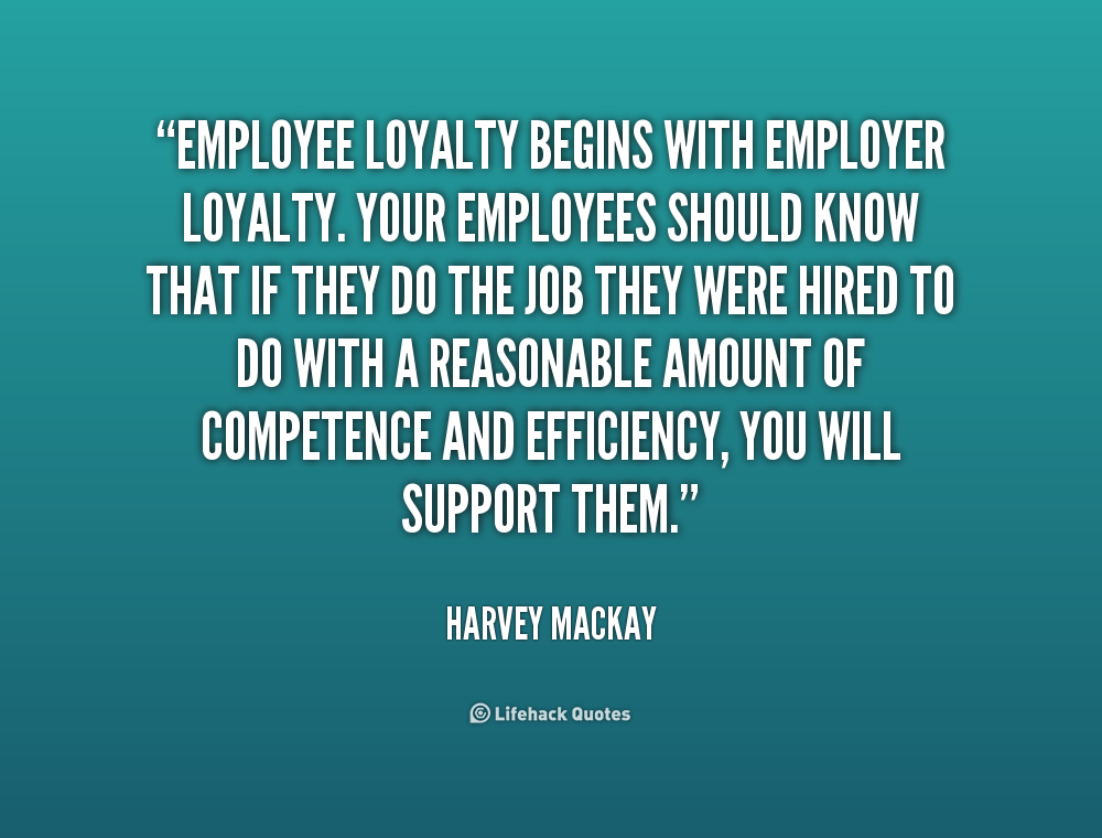 example of cooperation in the workplace