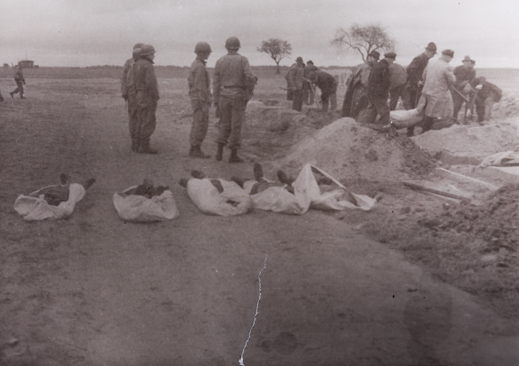 example of genocide in germany 1940s