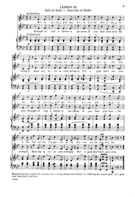 example of roulade in music
