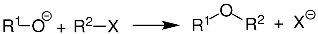 this is an example of the williamson ether synthesis