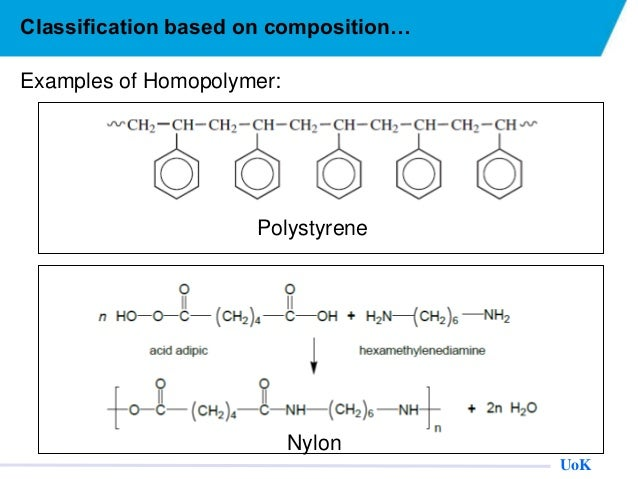 what is an example of a polymer of vinyl chloride