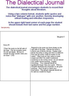 writing a journal entry example